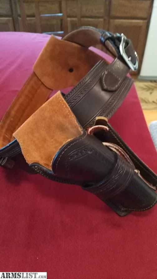 ARMSLIST - For Sale: Kirkpatrick cowboy action holster