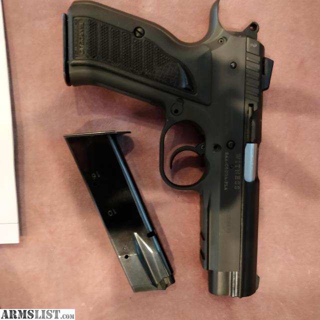 ARMSLIST - For Sale: EAA Witness 9mm