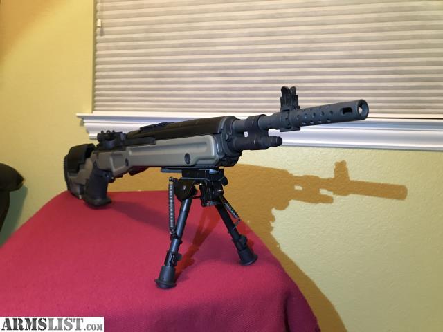 Armslist For Sale Springfield Armory M1a Scoutjae Gen 1 Rifle Stock