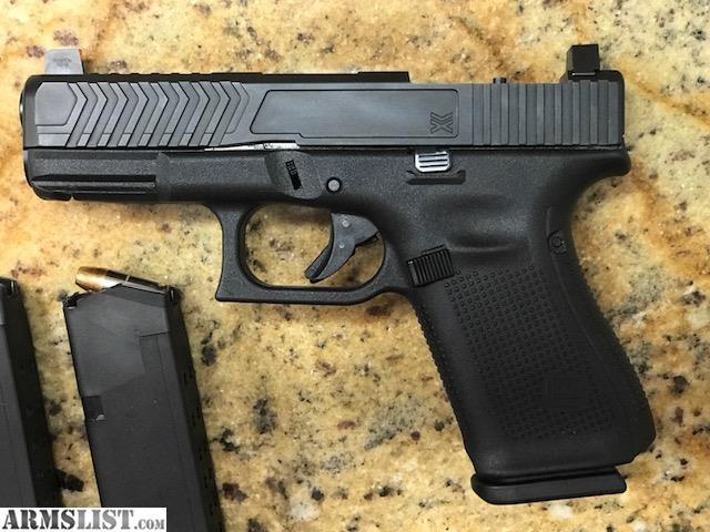 armslist for sale gen5 glock 19 rmr