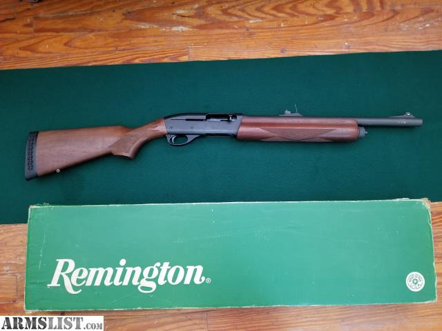 ARMSLIST - For Sale: Remington 11-87 Special Purpose 12 GA w/ 18.5 on