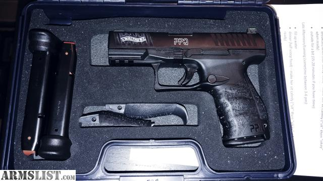 ARMSLIST - For Sale/Trade: Walther PPQ m2