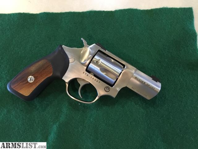 ARMSLIST - For Sale: Ruger sp101 Wiley clapp