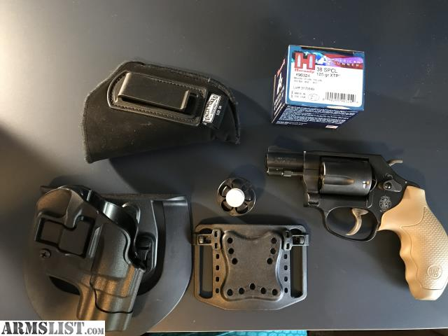 ARMSLIST - For Sale: Smith and Wesson 437-2 Airweight 38 Special