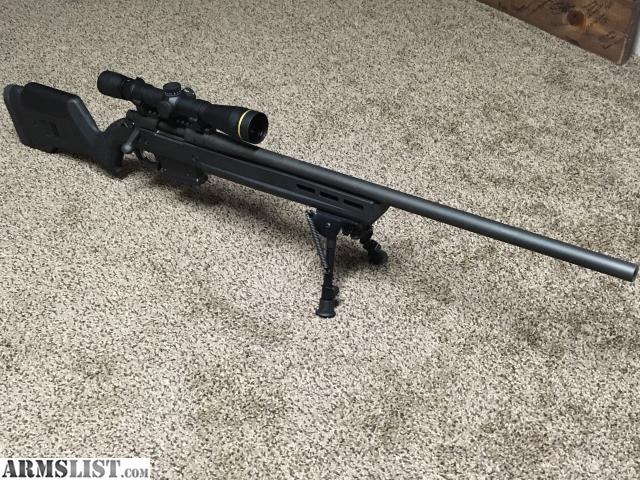 Armslist For Sale Remington 700 308 26 Heavy Barrel W Magpul
