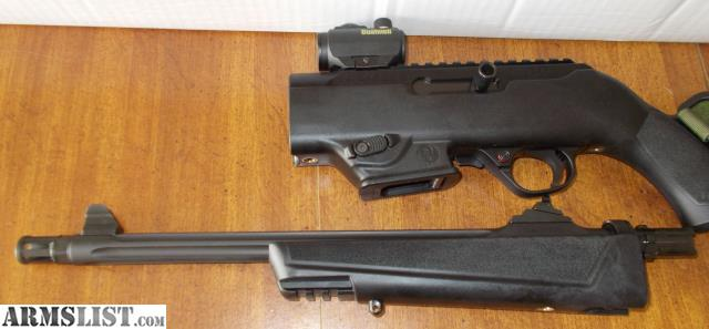 Armslist For Saletrade Ruger Pc 9 Take Down