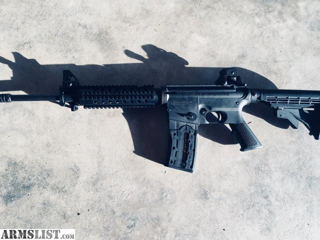 ARMSLIST - For Sale/Trade: Mossberg 715T AR  22