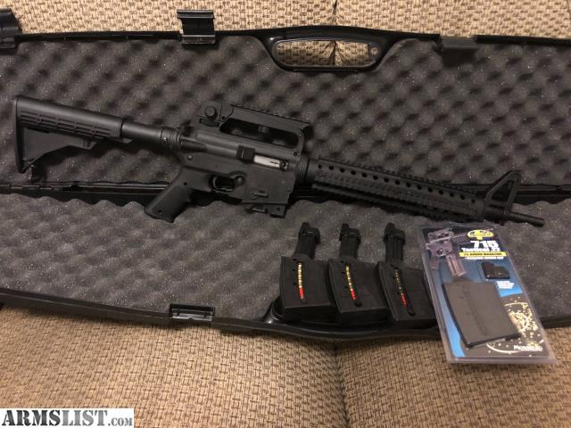 ARMSLIST - For Sale: Mossberg 715t AR-style  22 rifle **PRICE DROP**