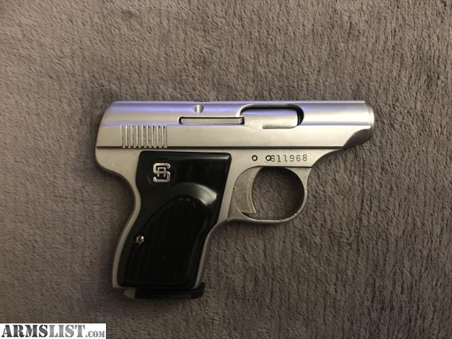 ARMSLIST - For Sale/Trade:  25 Sterling Stainless Auto