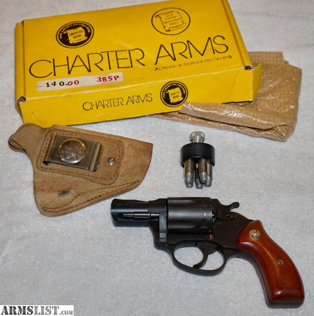 Charter Arms Off duty 38 Special Manual