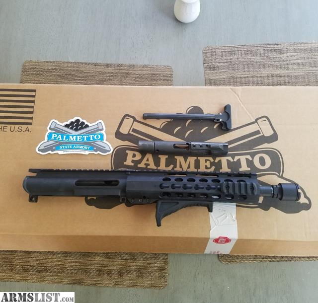 ARMSLIST - For Sale: PSA 9mm AR9 Keymod Upper KAK Micro Mini Flash