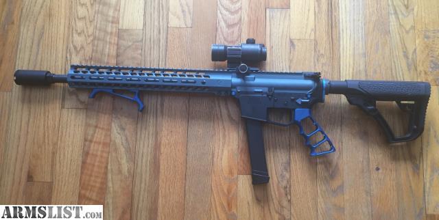ARMSLIST - For Sale/Trade: Pistol caliber carbine