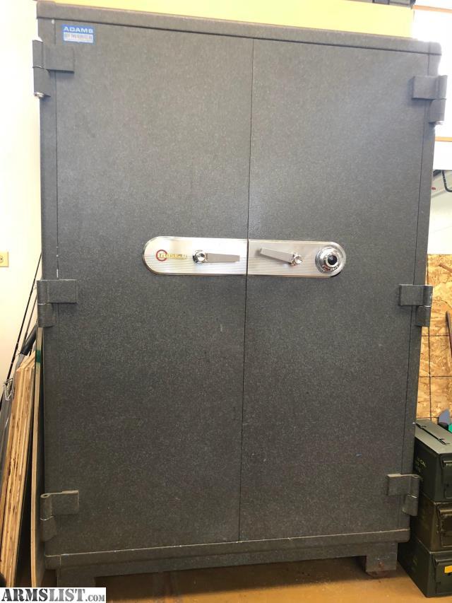 ARMSLIST - For Sale: Huge Mosler Safe