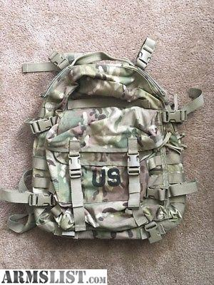 ARMSLIST - For Sale/Trade: Ocp Multicam US Army Assault Pack