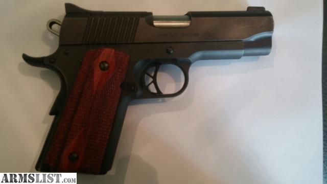 ARMSLIST - For Sale: Kimber  45 compact #1 1911