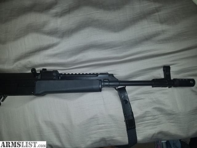 ARMSLIST - For Sale: vz58 rail bonesteel arms