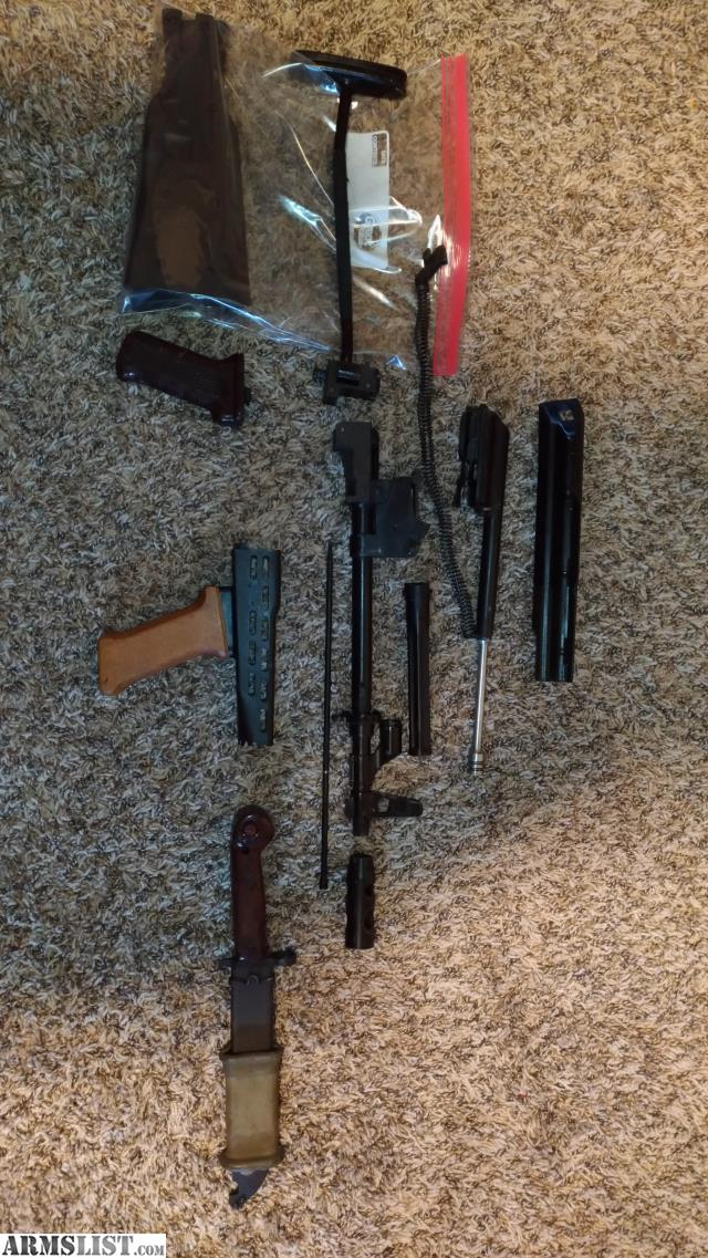 ARMSLIST - For Sale/Trade: AK-47: AMD-65 Parts Kit + Extras