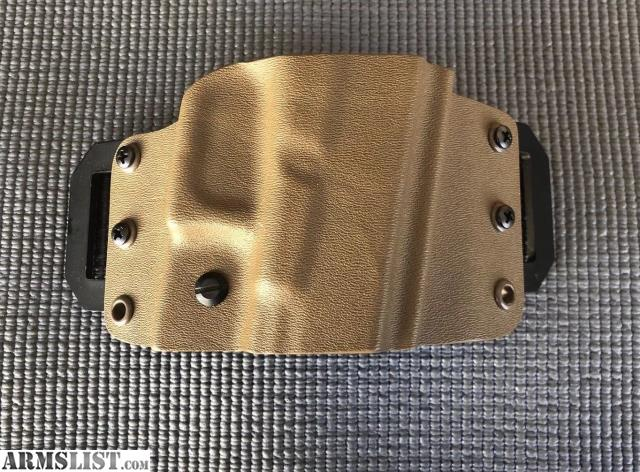ARMSLIST - For Sale: Glock 26/27 Kydex Owb Holster, Right