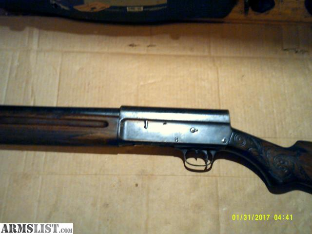 For Sale/Trade:  rem. browning,,union metalic model 11                                                                                                                                                                                                                                MEDIA CHANNEL