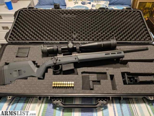ARMSLIST - For Sale: REMINGTON 700 SPS TACTICAL AAC-SD