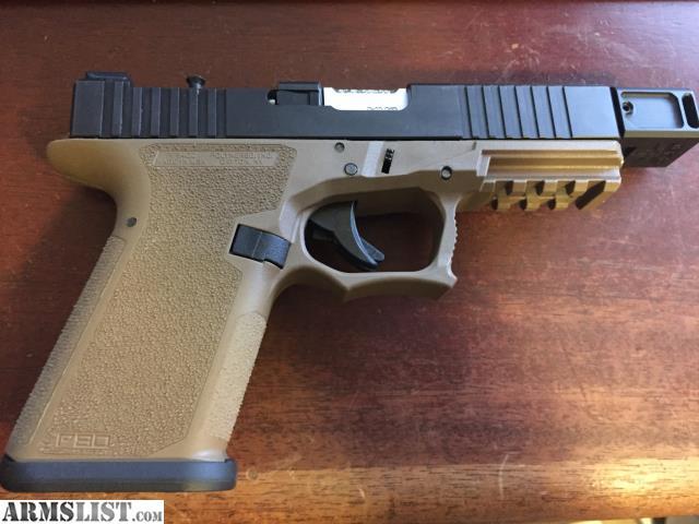 ARMSLIST - For Sale: Glock 19 P80 Custom