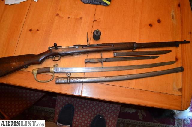 ARMSLIST - For Sale: WWII Japanese Arisaka Type 38 Rifle