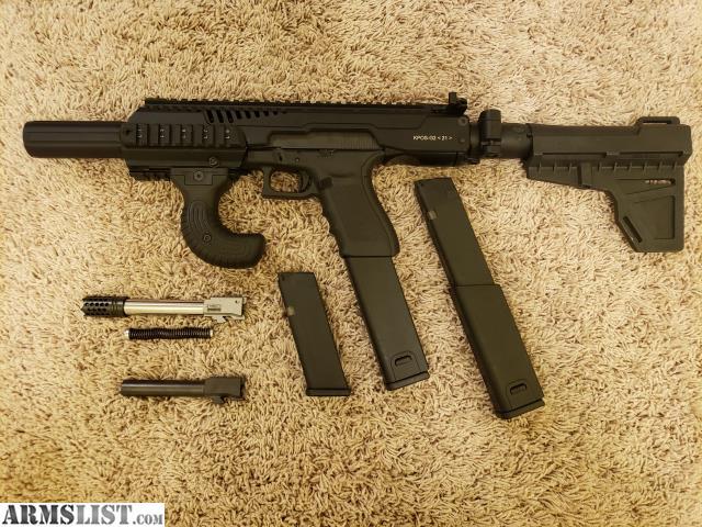 ARMSLIST - For Sale: Glock 21, KPOS, 460 Rowland conversion