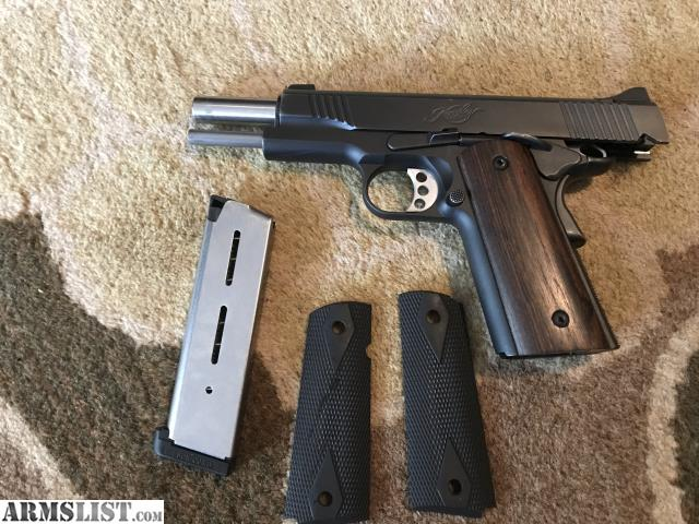 Armslist For Sale Kimber 1911 Custom Grips