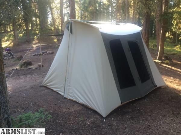 Kodiak Canvas Tent With Stove – Articleblog info