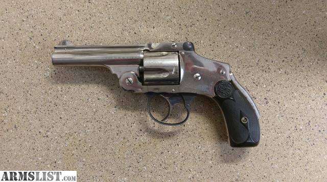 ARMSLIST - For Sale/Trade: Smith and Wesson Safety Hammerless