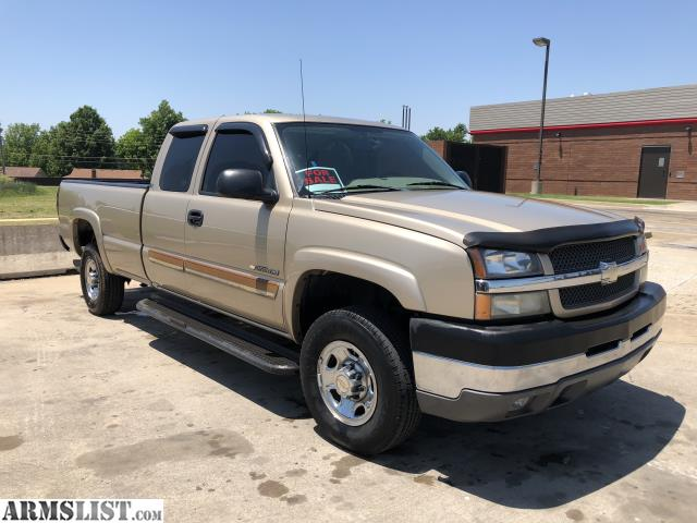 armslist for sale 2004 chevy 2500 hd. Black Bedroom Furniture Sets. Home Design Ideas