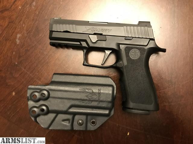 ARMSLIST - For Sale/Trade: Sig P320 Xcarry w/ Romeo Red Dot