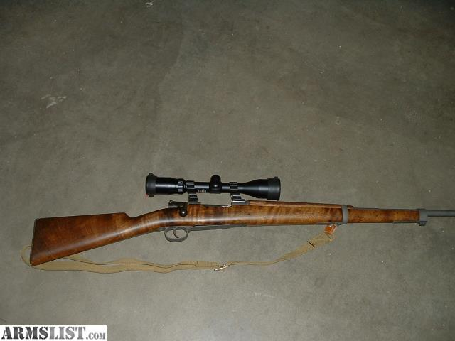 ARMSLIST - For Sale: 1916 Spanish Mauser