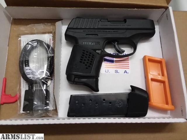 ARMSLIST - For Sale: Ruger EC9S 9mm BNIB + Extra Magazine