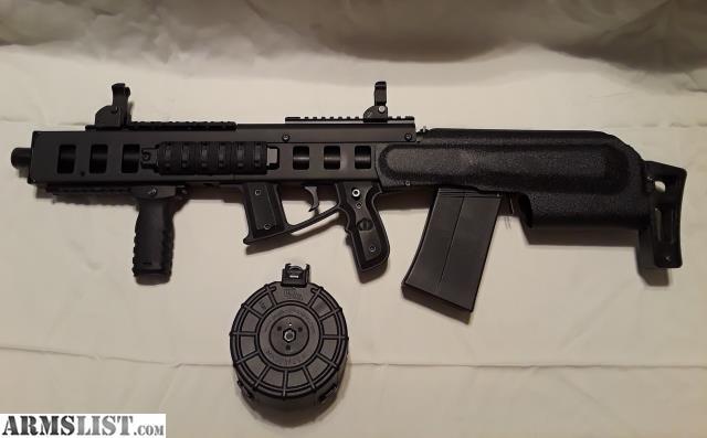 ARMSLIST - For Sale: Saiga 12 Shotgun Bullpup