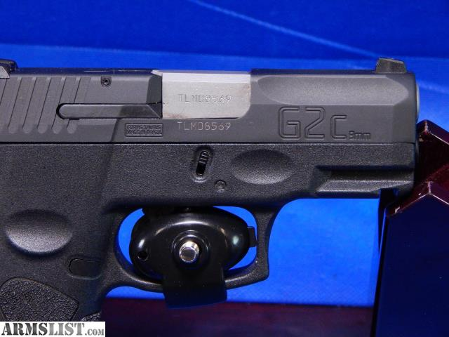 ARMSLIST - For Sale: Taurus PT111 G2A G2C   9mm   Pistol   Layaway