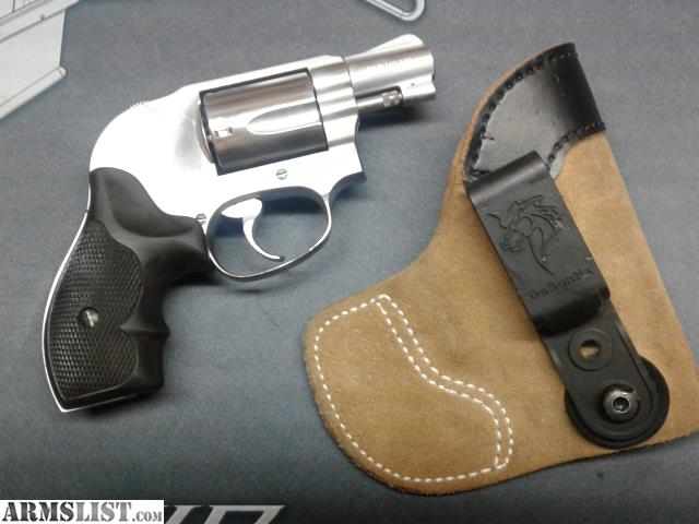 ARMSLIST - For Sale/Trade: Smith and Wesson 649  38 special