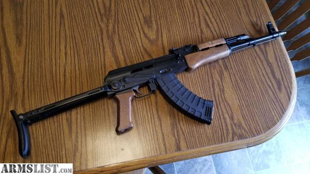 ARMSLIST - For Sale: AK47 Interarms High Standard AK AKMS47