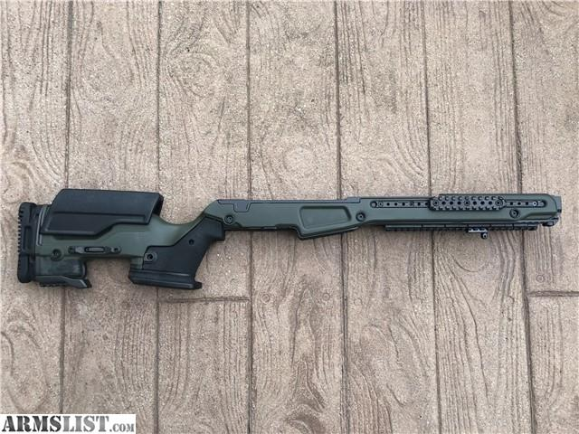 ARMSLIST - For Sale/Trade: JAE-100 G2 Olive Drab M14/M1A Stock w