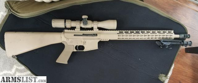ARMSLIST - For Sale/Trade: $700 OBO Ultimate DMR rifle with upgrades