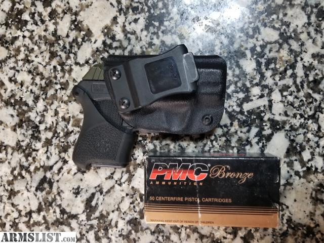 ARMSLIST - For Sale: Keltec P3AT W/Holster & Ammo