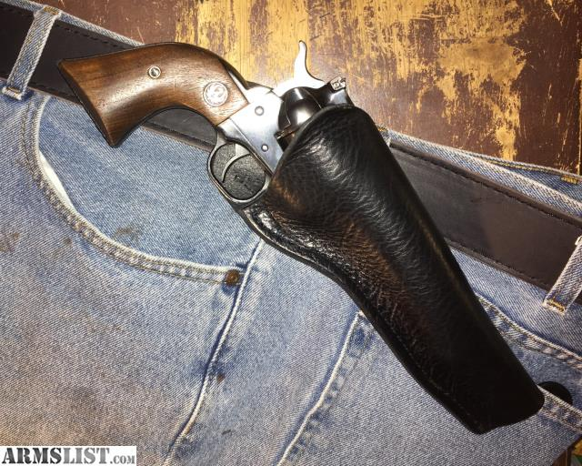 ARMSLIST - For Sale: Ruger single six 22 long rifle with holster