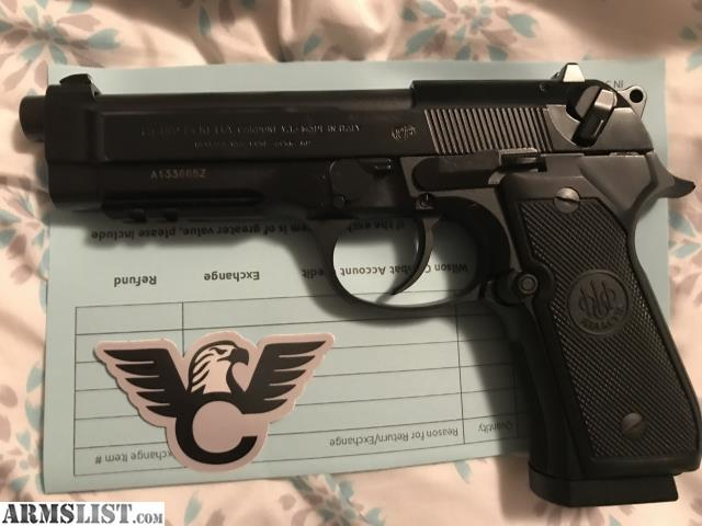 ARMSLIST - For Sale/Trade: Beretta 92A1