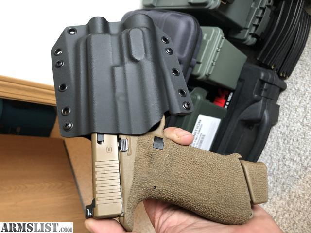 ARMSLIST - For Sale: Glock 19x