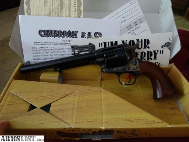 ARMSLIST - For Sale: Cimarron Uberti 7th Cavalry SAA