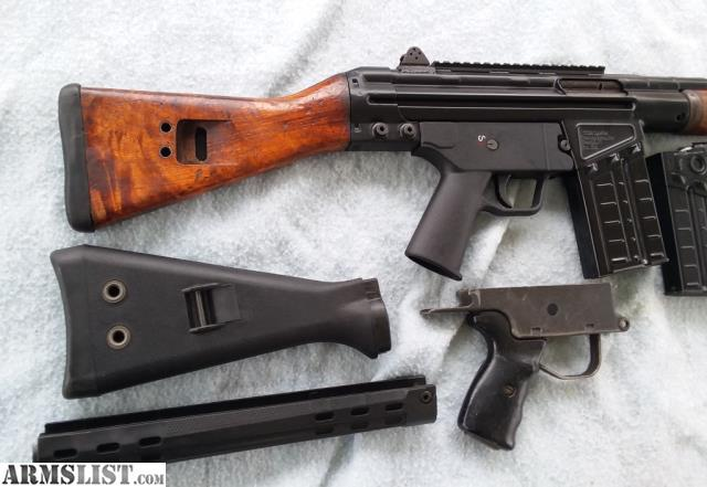 ARMSLIST - For Sale/Trade: CETME C308 (H&K G3 Clone) 2 Sets