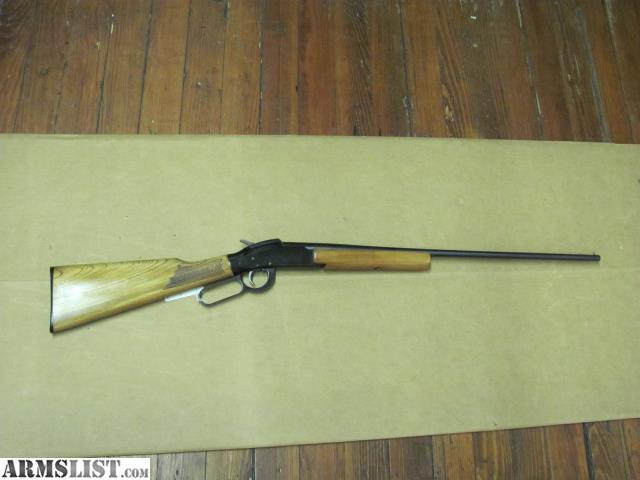ARMSLIST - For Sale: ITHACA M-66 SUPER SINGLE 410 SHOTGUN