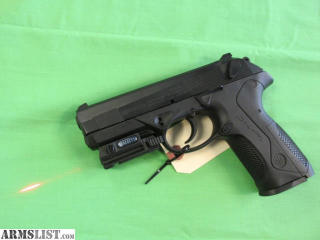 ARMSLIST - For Sale: Beretta PX4 Storm 9mm with Laser # 8520
