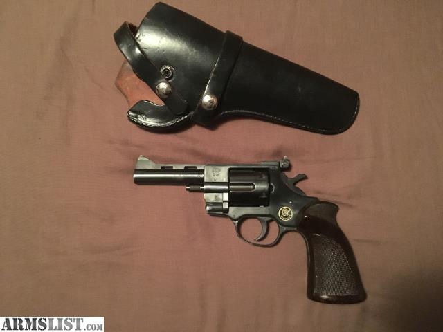 ARMSLIST - For Sale: weihrauch  38 revolver