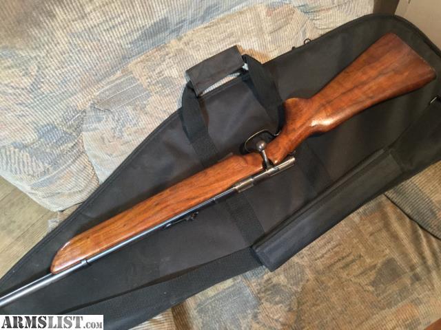 Mossberg Rifle Model 43 Magazine: Mossberg Model 640K-D Chuckster